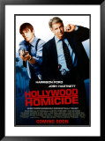Hollywood Homicide Posters