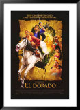 The Road to El Dorado Print