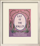 Lily of the Valley Prints by Louise Max