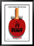 Ball Of Fury Poster