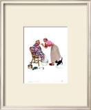 Spring Tonic Posters by Norman Rockwell