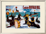 Captain Buffalo Bill Framed Giclee Print