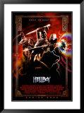 Hellboy Prints