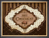 Chocolat Posters by Kimberly Poloson