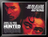 The Hunted Posters