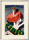 Extracto de Tomates Framed Giclee Print by Achille Luciano Mauzan