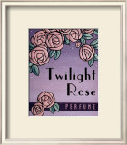 Twilight Rose Posters by Louise Max