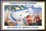 Pan American Flying Clipper Posters