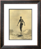 Duke Surfing Prints