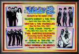 Motown Revue at the Whiskey A-Go-Go Posters by Dennis Loren