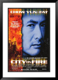 City On Fire Prints