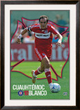 MLS Cuauhtemoc Blanco Posters