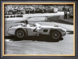 Grand Prix de Monaco, 1955 Prints by Alan Smith
