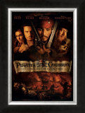 Pirates of the Caribbean: The Curse of the Black Pearl Prints