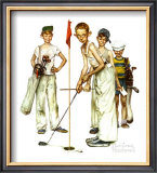 American Masters Prints by Norman Rockwell