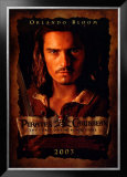 Pirates Of The Caribbean- The Curse Of The Black Pearl Print