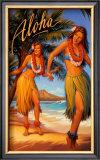 Aloha, Hawaii Posters by Kerne Erickson