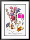 Piglet's Big Movie Posters
