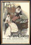Fry's Pure Cocoa Prints