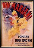 Vin Mariani Print by Jules Chéret