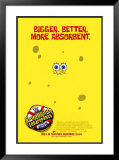 The SpongeBob SquarePants Movie Prints