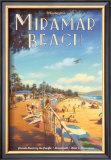Miramar Beach, Montecitos Prints by Kerne Erickson