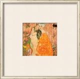 Freundinnen Posters by Gustav Klimt