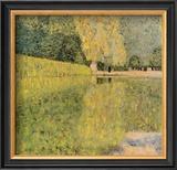 Schonbrunn Park Posters by Gustav Klimt