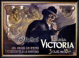 Victoria Fosforos Framed Giclee Print by Adolfo Hohenstein