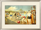 Southport Framed Giclee Print by Fortunino Matania