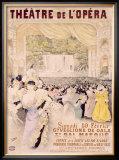 Theatre de l'Opera Framed Giclee Print by Henri Gray