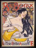 Bi Borax Framed Giclee Print