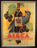 Sisca Print by Henry Le Monnier