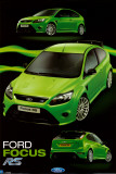 Ford Focus R.S. Prints