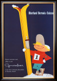 Berner Oberland Prints by E. Hauri
