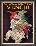 Cioccolato Venchi Posters by Leonetto Cappiello