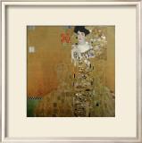 Adele Bloch-Bauer I Print by Gustav Klimt