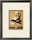 Rosario and Antonio, 1949 Prints by Paul Colin