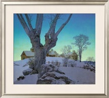 Hill Top Farm Posters by Maxfield Parrish