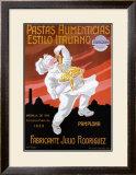 Pastas Alimenticias Estilo Italiano Art