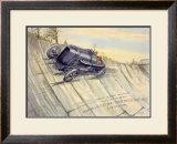 Peugeot Roadster Grand Prix, c.1913 Framed Giclee Print