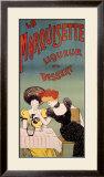La Marquisette Liqueur Framed Giclee Print by Leonetto Cappiello