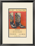 Cowboy Boots, Tony Lama Posters
