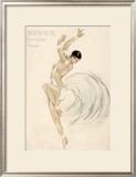 Revue Casino de Paris Framed Giclee Print