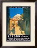 Baux Poster