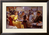 The Continent, 1936 Framed Giclee Print by W. Smithson Broadhead