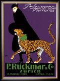 Ruckmar Framed Giclee Print by Carl Moos