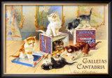 Calletas Cantabria Prints