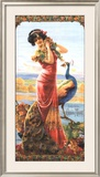 Cordial-Medoc Framed Giclee Print by Gaspar Camps