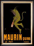 Maurin Quina, c.1906 Art by Leonetto Cappiello
